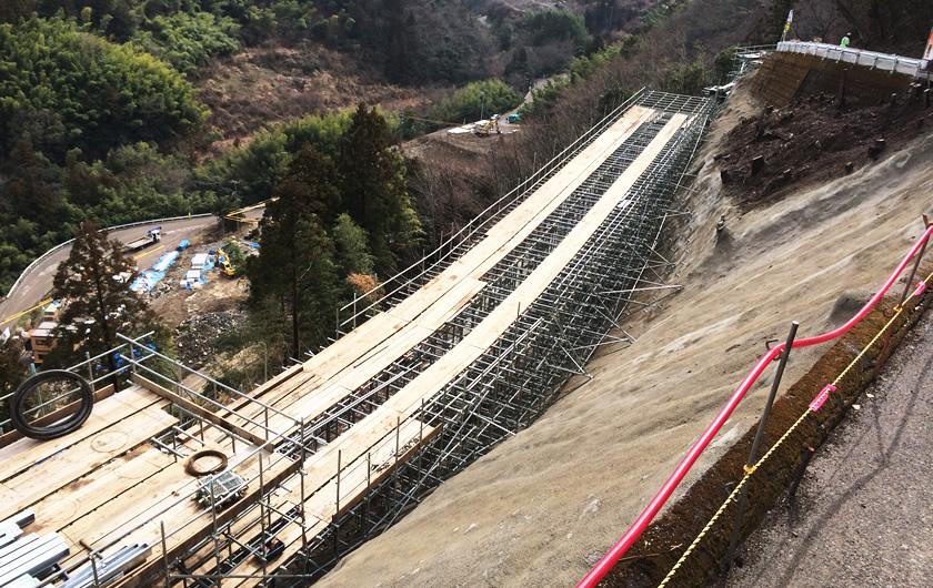 香川県ダム工事(H26年1月~H26年7月)